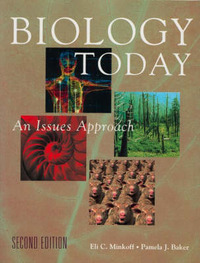 Biology Today: An Issues Approach by Eli C. Minkoff image