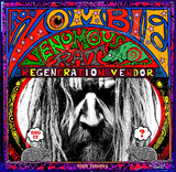 Venomous Rat Regeneration Vendor (LP) by Rob Zombie