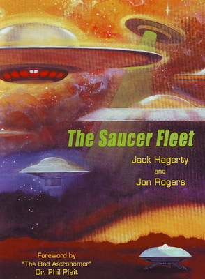 Saucer Fleet by Jack Hagerty