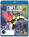 Laputa: Castle in the Sky on Blu-ray