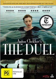 Anton Chekov's The Duel on DVD