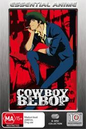 Cowboy Bebop Collection (6 Disc) on DVD