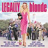 Legally Blonde by Original Soundtrack