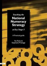 Teaching the National Strategy at Key Stage 3 by Pat Perks image