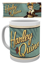 Harley Quinn Bombshells Mug
