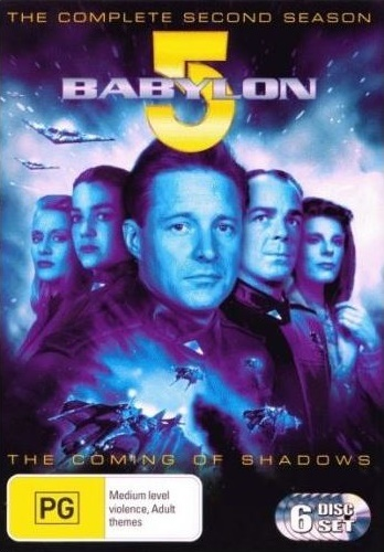 Babylon 5 - Season 2 (6 Disc Set) on DVD