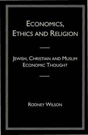 Economics, Ethics and Religion by R. Wilson image