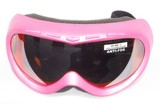Mountain Wear Kids Goggles: Pink (G1345)
