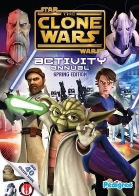 Clone Wars Spring Activity Annual image
