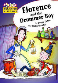 Florence and the Drummer Boy by Penny Dolan image