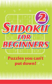 Sudoku for Beginners: Bk. 2 image