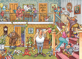 Wasgij: Imagine 3 Slumber Party - 1000 Piece Puzzle