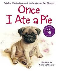 Once I Ate a Pie by Patricia Maclachlan image