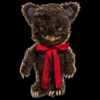 Krampus: 'Klaude' Teddy Bear Plush