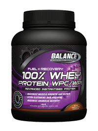 Balance 100% Whey Protein - Chocolate (1.5kg)