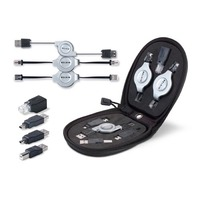 BELKIN 7-in-1 Retractable Cable Travel Pack image