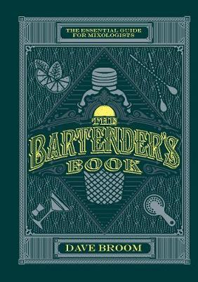 The Bartender's Book by Dave Broom image