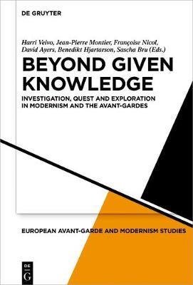 Beyond Given Knowledge image