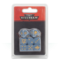Warhammer 40,000: Kill Team - Space Wolves Dice Set image