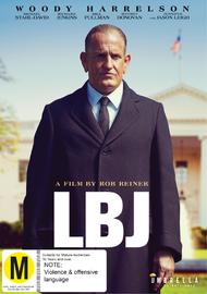 LBJ on DVD