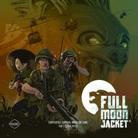 Full Moon Jacket - Board Game