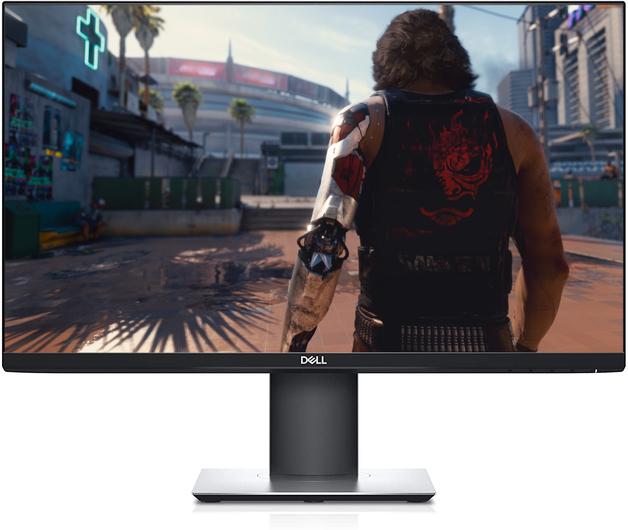 "24"" Dell 1080p 60Hz 5ms Ultrathin Professional Monitor"