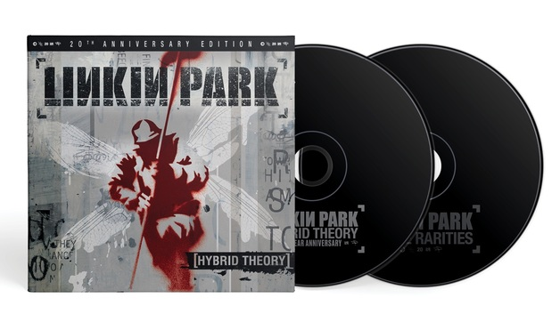 Hybrid Theory - 20th Anniversary Edition by Linkin Park