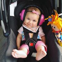 Banz Carewear: Baby Earmuffs - Magenta (0-2 years)