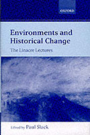 Environments and Historical Change image