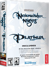 Neverwinter Nights Platinum Edition for PC Games