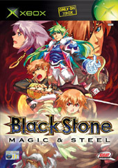 Blackstone: Magic and Steel for Xbox