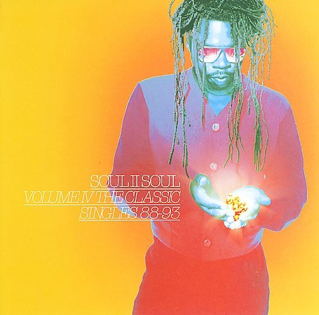 V.4: Classic Singles 88-93 by Soul II Soul