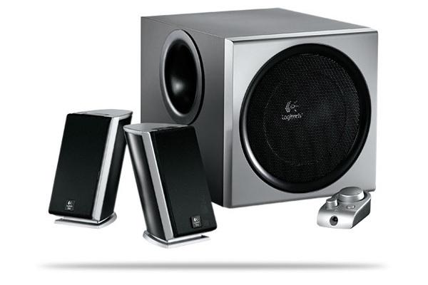 Logitech Z2300 2:1 THX Speaker System with Subwoofer