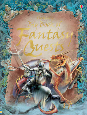 Big Book of Fantasy Quests Collection by A. Dixon