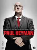 WWE Ladies and Gentlemen: My Name is Paul Heyman DVD