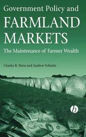 Government Policy and Farmland Markets by Charles Moss image