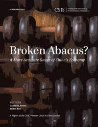 Broken Abacus? by Daniel Rosen