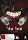 Tokyo Ghoul (Season 1) on DVD