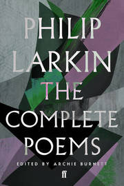 The Complete Poems of Philip Larkin