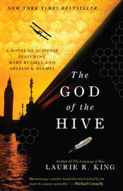 The God of the Hive by Laurie R King image