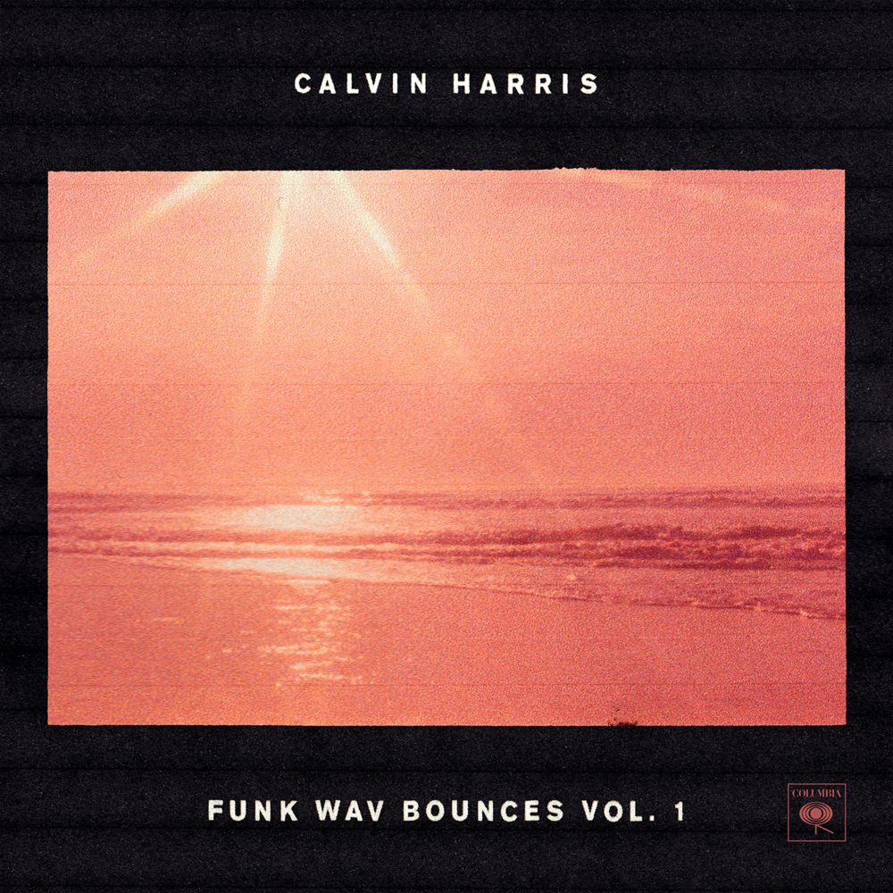 Funk Wav Bounces Vol. 1 by Calvin Harris image