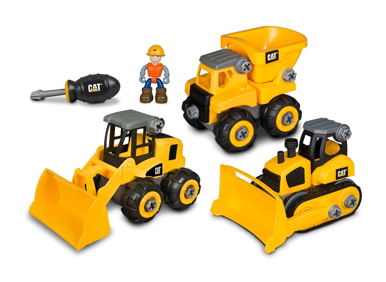 CAT: Junior Operator Multi-Machine Maker 3-in-1 image