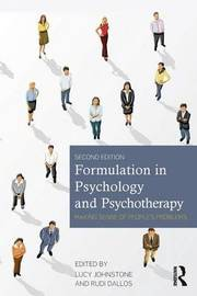 Formulation in Psychology and Psychotherapy by Lucy Johnstone