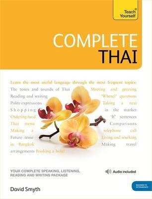 Teach Yourself Complete Thai by David Smyth