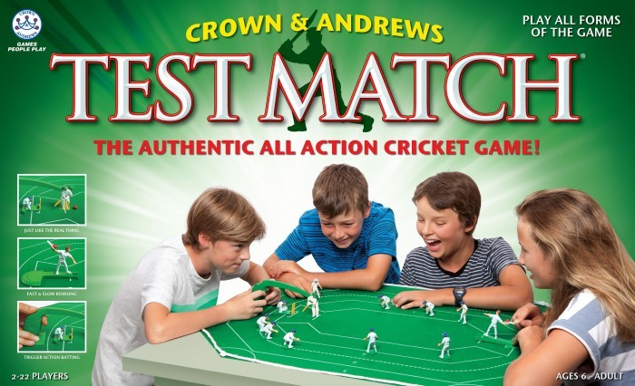 Crown & Andrews: Test Match image