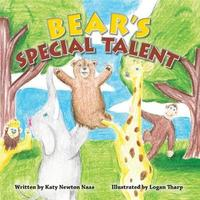 Bear's Special Talent by Katy Newton Naas image