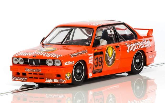 Scalextric: BMW M3 E30 - Nurburgring 1988