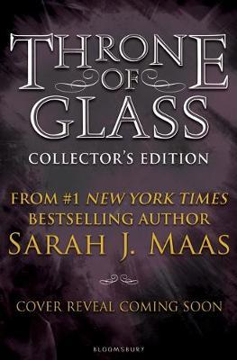 Throne of Glass Collector's Edition by Sarah J Maas image