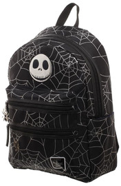 Nightmare Before Christmas: Jack Skellington - Spider Backpack