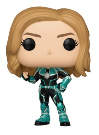 Captain Marvel - Vers Pop! Vinyl Figure